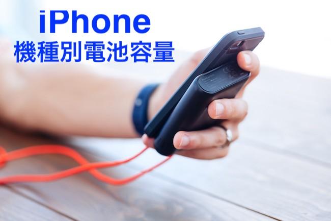 iPhone モバイルバッテリー②